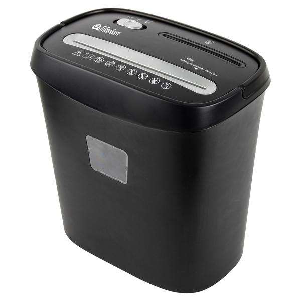 Titanium 70122 Distruggi Documenti a Strisce